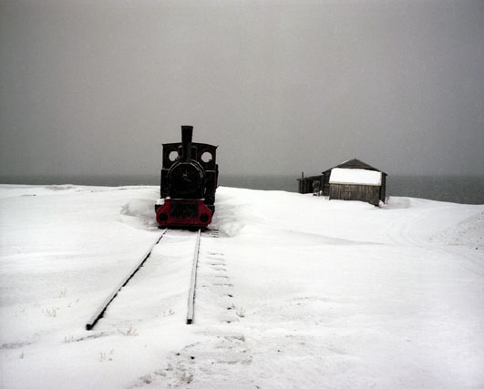From the series Artic by Gautier Deblonde