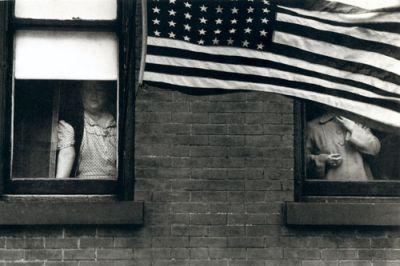 Robert Frank, Parade-Hoboken, New Jersey
