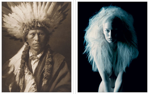 Edward S. Curtis: Chief Garfield – Jicarilla /Russell James, Natural Beauty.