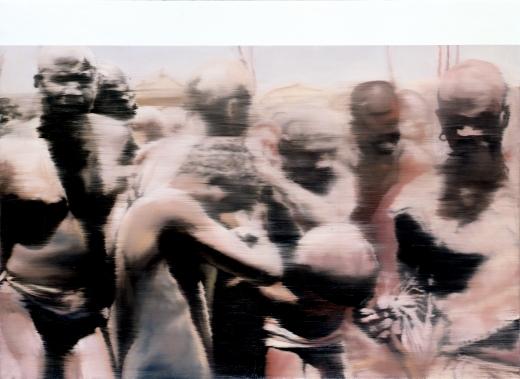 Negroes (Nuba), Gerhard Richter