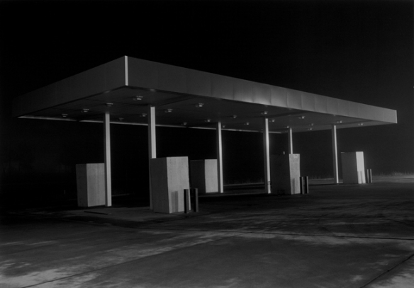 Rt. 316, Barrow County, GA, 2005_ Mark Steinmetz Gelatin silver print